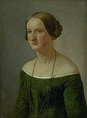 Portrait of the Artist´s Cousin, Petrea Petersen