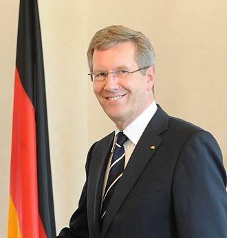 2012 in Germany - Christian Wulff