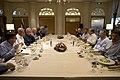 Chuck Hagel, Middle East Trip, May 2014 140515-D-BW835-1131 (14104289570).jpg