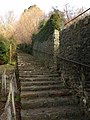 Church Steps, Buckfastleigh - geograph.org.uk - 1124085.jpg
