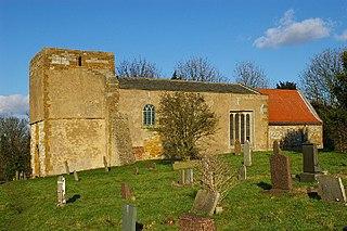 St Marys Church, Barnetby Church in Lincolnshire, England