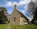 Church of St Margaret of Antioch, Margaret Roding Essex England - from southwest.jpg