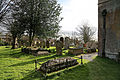 Church of St Mary Hatfield Broad Oak Essex England - churchyard at southeast 2.jpg