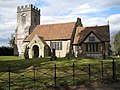Church of St Mary the Virgin, Haseley - geograph.org.uk - 1757271.jpg
