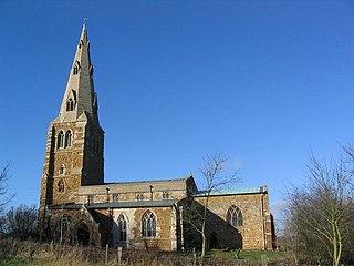 Kirby Bellars Human settlement in England