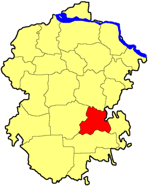 Komsomolsky District, Chuvash Republic - Image: Chuvash Komsomol
