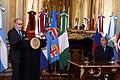 Cierre del curso de Diplomáticos Extranjeros en el ISEN 05.jpg