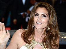 Cindy Crawford, Cannes en 2013