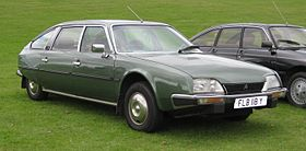 Phenomenal Citroen Cx Wikipedia Wiring Digital Resources Otenewoestevosnl