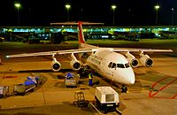 EI-RJZ - RJ85 - Cityjet