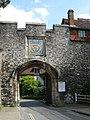City Gate, Winchester - geograph.org.uk - 1318421.jpg