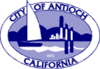 Official seal of Antioch, California