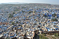 City view from Meherangarh Fort 35.jpg