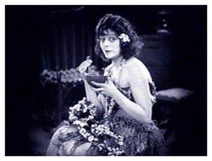 The Idol Dancer - Clarine Seymour in the film
