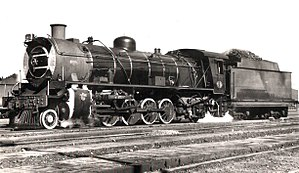 South African Class 14C 4-8-2, 1st batch - Image: Class 14CRB no. 1777