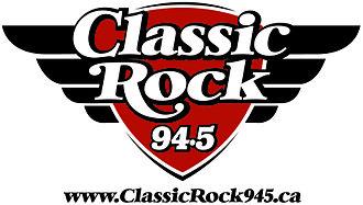 CIBU-FM - Image: Classic Rock 94 5