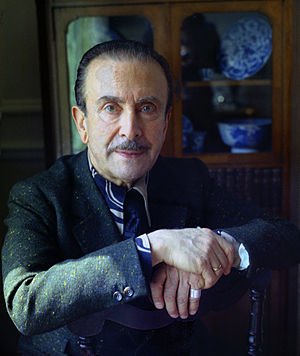 Claudio Arrau - Claudio Arrau in 1974, by Allan Warren