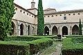 Claustro del monasterio-nuevalos-2010.JPG