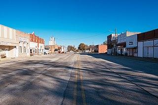 Clearfield, Iowa City in Iowa, United States