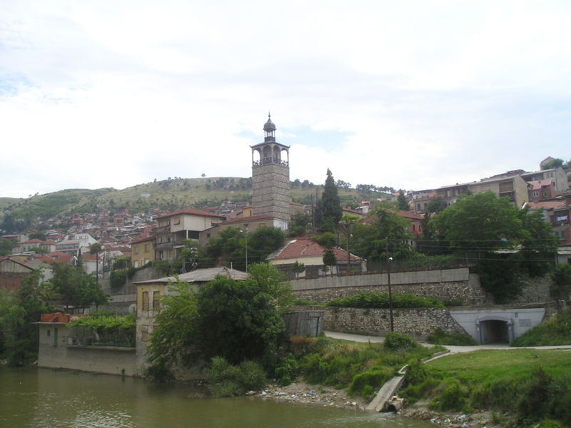 Archivo:Clocktower Veles Macedonia.jpg