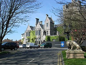 Clontarf, Dublin - Clontarf Castle