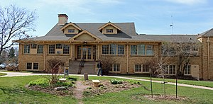 National Register of Historic Places listings in Weld County, Colorado - Image: Clubhouse Student Union (Greeley, Colorado)