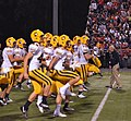 Coach Chuck Kyle and the St. Ignatius Wildcats (9694031291).jpg