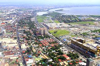 Parañaque City in Metro Manila, Philippines