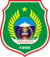 Official seal of Maluku Utara