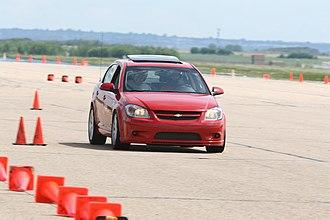 Chevrolet Cobalt SS - SS Turbocharged sedan racing
