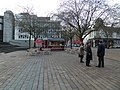 Coffee stall in Guildhall Square - geograph.org.uk - 2204994.jpg
