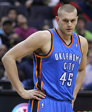 Cole Aldrich - Aldrich with the Thunder