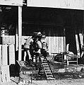 Collectie NMvWereldculturen, TM-20001939, Negatief, 'Een fietsen- en bromfietsenmaker aan de Jalan Jendral Sudirman', fotograaf Boy Lawson, 1971.jpg