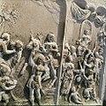 Collectie Nationaal Museum van Wereldculturen TM-20029802 Reliefs op graven op de oude Joodse begraafplaats Beth Haim Curacao Boy Lawson (Fotograaf).jpg