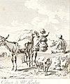 Collection de cent-vingt estampes, gravée d'après les tableaux and dessins qui composoient le cabinet de m. Poullain précédée d'un abrégé historique de la vie des auteurs qui la composent Cette suite (14778375572).jpg