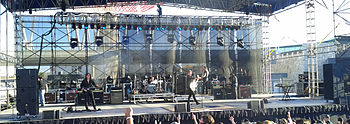 Collective Soul, Circuit of the Americas Tower Amphitheater, Austin, TX USA, November, 17 2012.jpg