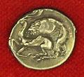 Collezione di william currie 05 velia, didracma con leone che azzanna gazzella, 300-280 ac ca..JPG