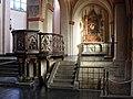 Cologne Sankt Maria in Lyskirchen pulpit.jpg