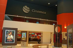 Cinemex - Cinemex in Lazaro Cardenas, Michoacan, Mexico