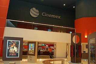 cineplex company based in Mexico