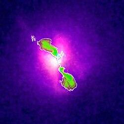 Radiation astronomy/Galaxy clusters - Wikiversity