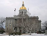 Concord New Hampshire state house 20041229.jpg