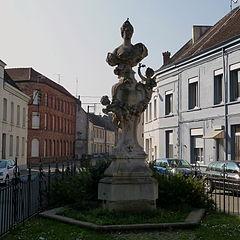 monument de la Clairon