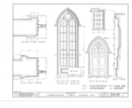 Congregational Church, Atwater, Portage County, OH HABS OHIO,67-ATWA,1- (sheet 5 of 5).png