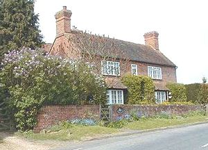 Pyrford - Cottage in the conservation area.