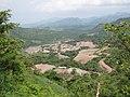Construcción de la presa del Chaparral, san Luis de la reina, El salvador. - panoramio.jpg