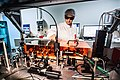 Construction du laser Apollon grand projet scientifique qui implique plusieurs laboratoires de l'Ecole Polytechnique (le LULI, LSI, LOA et LLR) - 46303141142.jpg