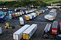 Containers on the dockside at Cairnryan. - geograph.org.uk - 434784.jpg