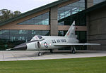 Convair F-102A Delta Dagger, Evergreen Air Museum, McMinnville, Oregon.jpg