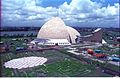 Convention Centre Complex and Science Park Under Construction - Science City - Calcutta 1996-08-26 249.JPG